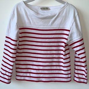 Armor Kids Breton striped shirt